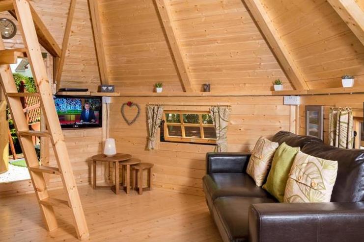 Glamping Cabins